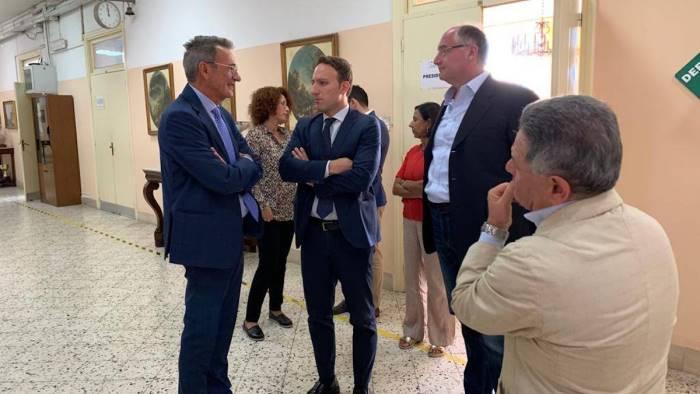 crollo nel bagno della scuola stanziati 150mila euro