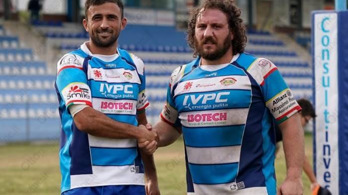 ivpc rugby benevento roma e ancora amara