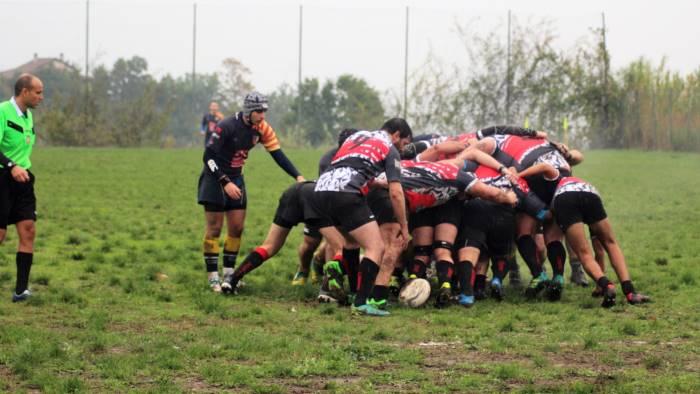 dragoni sanniti ko contro l arechi rugby