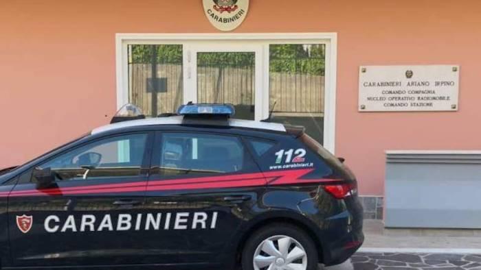 traffico di droga arrestato un 35enne a fontanarosa