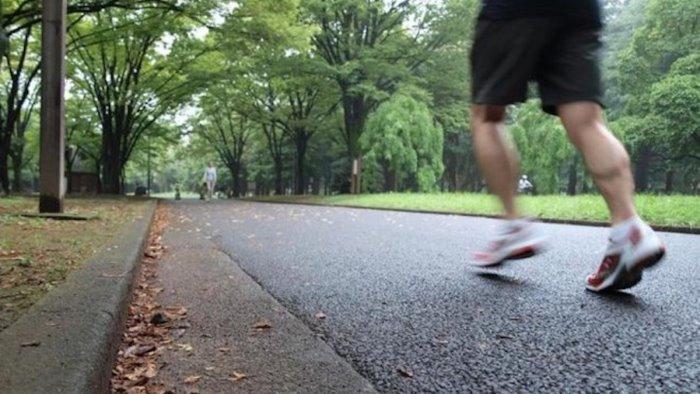 si sente male mentre fa jogging muore 51enne a policastro