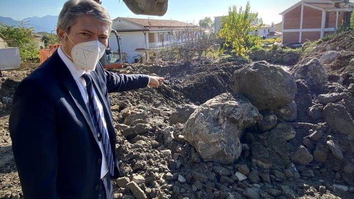 maltempo a policastro pellegrino visita i comuni colpiti