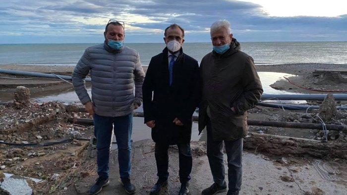 picarone gravissimi i danni nel golfo di policastro