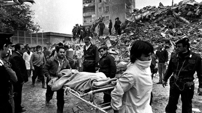 a 40 anni dal terremoto ancora oggi dobbiamo fare presto
