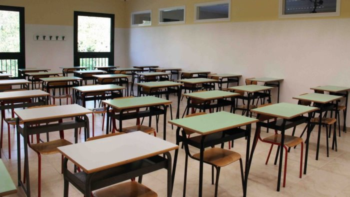 campania scuole chiuse fino al 7 dicembre