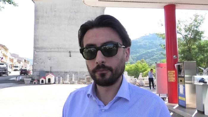 test rapidi a greci il sindaco risponde a cicchella