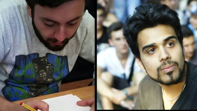 Dario Moccia E Fubi Presentano Agoraphobia Ottopagine It Benevento