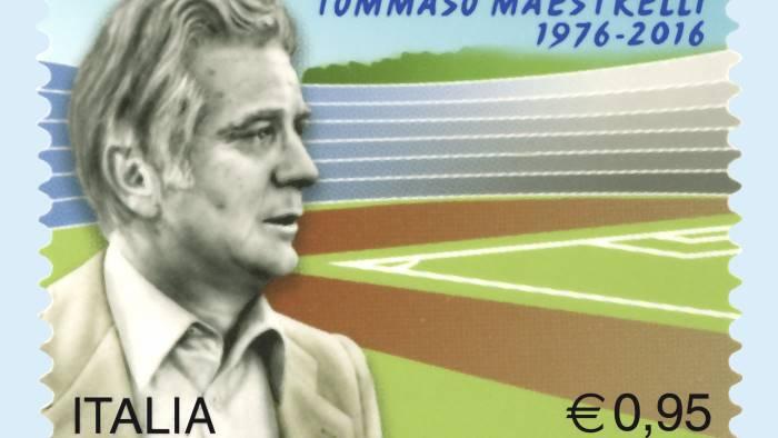 Un francobollo per ricordare Maestrelli: i dettagli