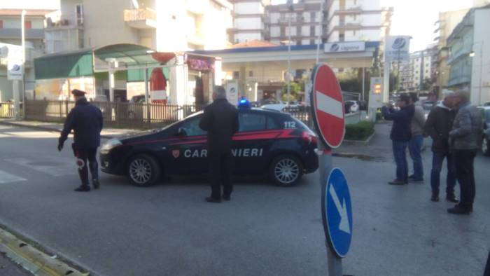 Battipaglia: il brigadiere Granata si suicida di fronte alla caserma