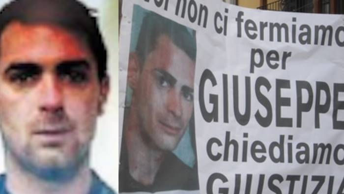 omicidio di natale vogliamo giustizia per giuseppe