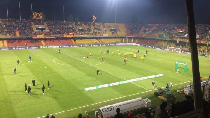 Benevento-Cesena 2-1: Ciciretti regala i 3 punti in rimonta