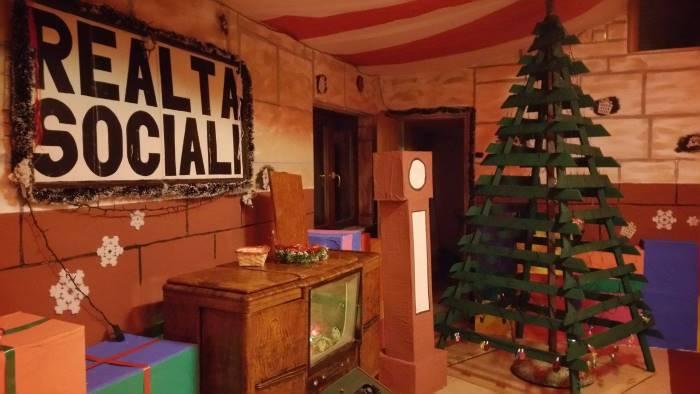 Montemarano, a Palazzo Castello arriva Babbo Natale