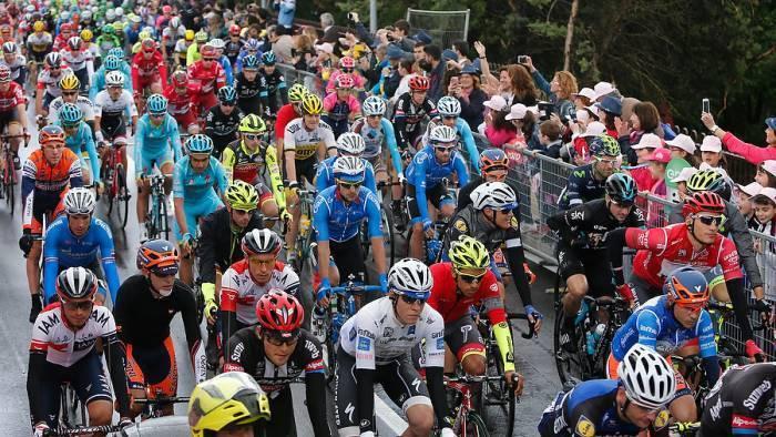 giro ciclistico d italia 2018 domani la conferenza stampa