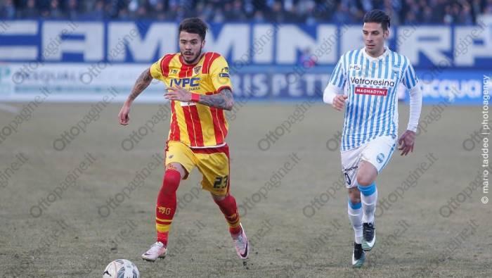 Serie A, Benevento-Spal 1-2: Floccari spegne i sogni sanniti