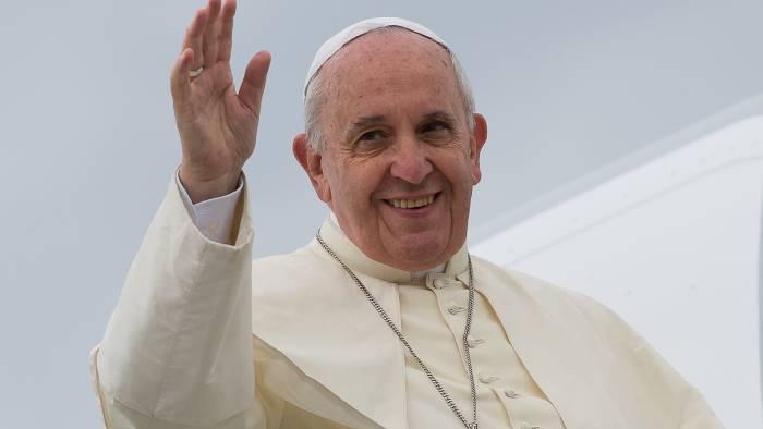 Papa Francesco a San Giovanni Rotondo il 17 marzo 2018