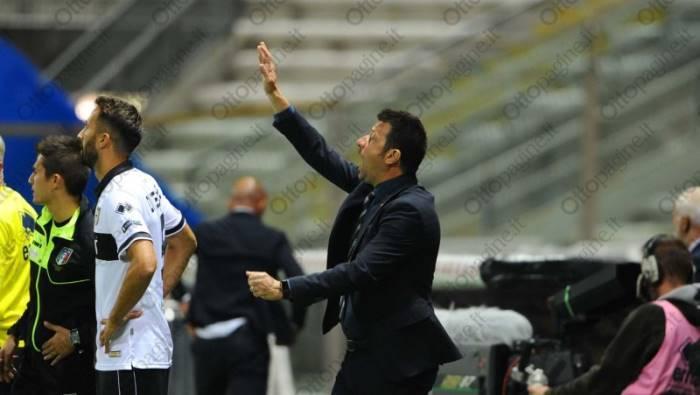 Il Parma vuole tornare a vincere, lo Spezia cerca il poker