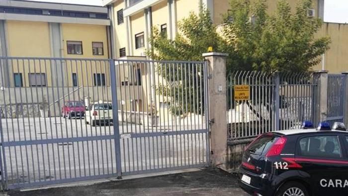 falsita in atti quattro persone denunciate dai carabinieri