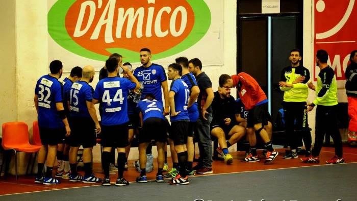 handball lanzara superata la fidelis andria