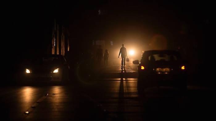 incognita black out vicenda anomala rischio per la citta