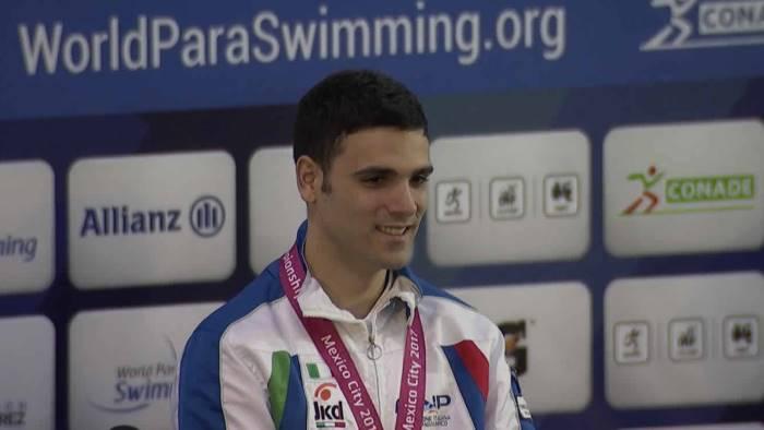 nuoto mondiali paralimpici boni si regala un altro bronzo
