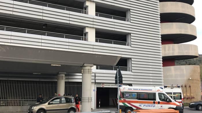 Università di Salerno, 20enne si suicida nei pressi del Multipiano