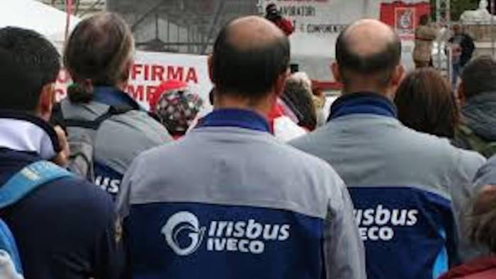 ex irisbus 70 societa in turchia proteste a flumeri