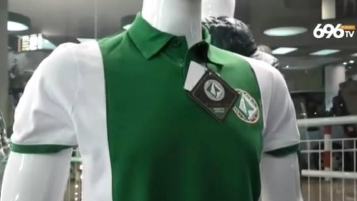 Avellino, ecco la maglia tributo per Adriano Lombardi - Ottopagine.it  Avellino
