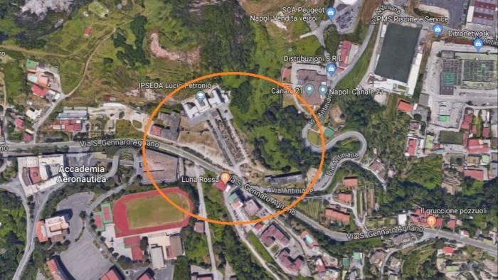cittadella alberghiera a pozzuoli nuovo slancio al progetto