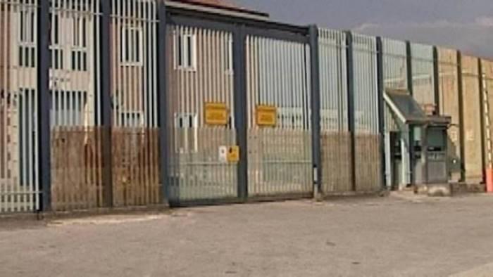 detenuto evade dal carcere di avellino era in permesso premio