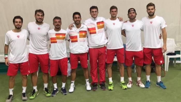 spareggi per la a1 3 3 al cardiopalma per il new tennis