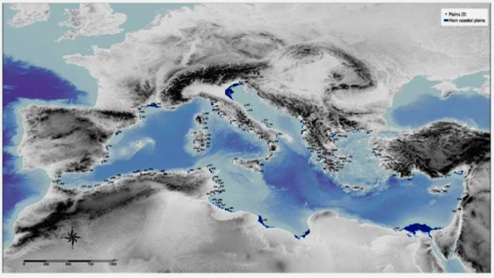rischi costieri causati dall innalzamento del livello del mare