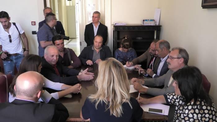 lavoratori stir sindacati incontro urgente con il prefetto