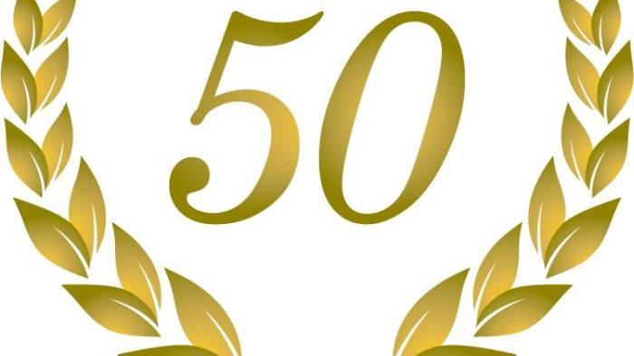 Tantissimi Auguri Per I 50 Anni Di Attività Ottopagine It