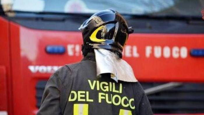 vigili del fuoco in emergenza si ripristini la situazione