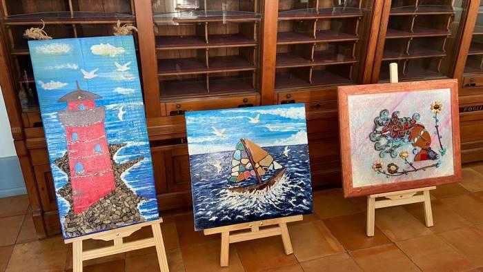 blind pottery light la mostra racconta il mare ai non vedenti