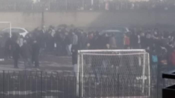 sciame sismico domani scuole chiuse a montesarchio