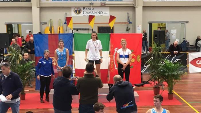 canottaggio irno sugli scudi ai campionati italiani di rowing