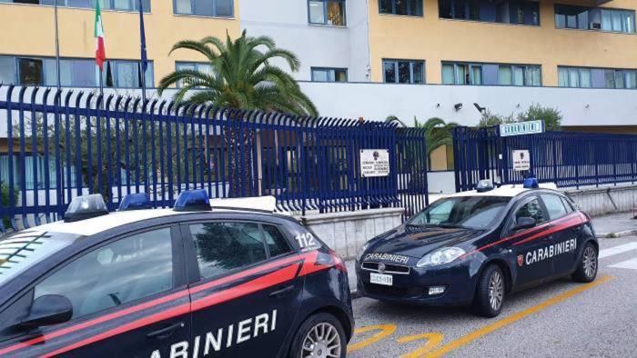 caserma dei carabinieri nocera superiore non sara smantellata