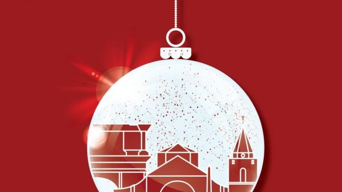 l 8 dicembre inaugurazione illuminazione scenografica