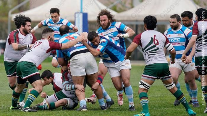 ivpc rugby benevento vittoria nel fango contro messina
