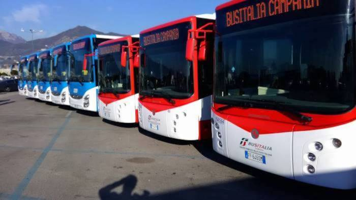 potenziato trasporto pubblico nuove corse a pellezzano