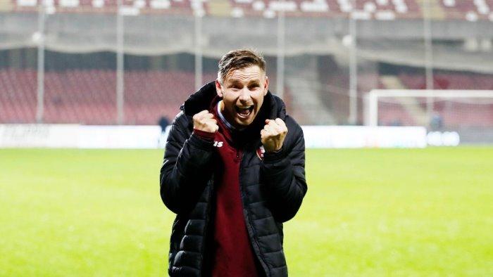 brescia salernitana castori conferma la squadra che vince