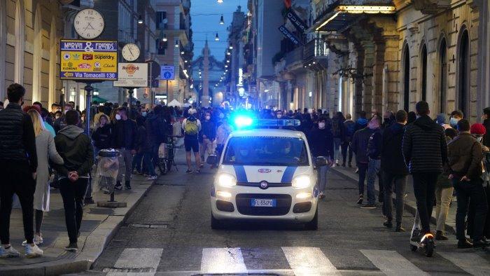 roma sgominata banda criminale 23 persone arrestate