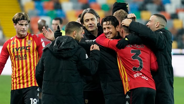 Udinese-Benevento 0-2, Inzaghi: