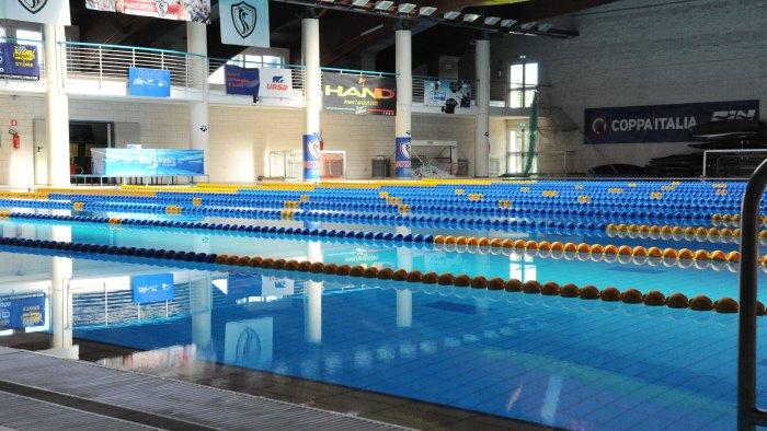 Dal Nuoto Sannita Un Messaggio Di Unita Ottopagine It Benevento