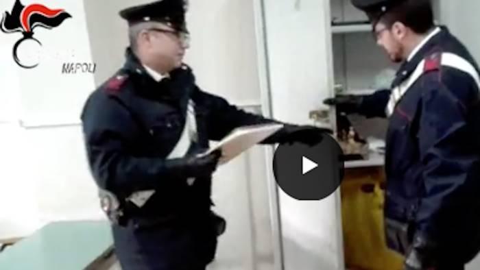 Napoli, a Crispano tentano di rubare in una Scuola: fermati 3 minorenni