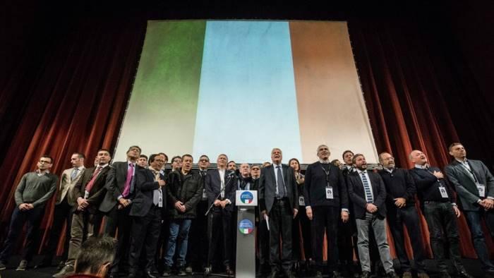 centristi per l europa sannio popolare riunione a benevento