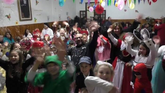 ariano pia casa alla riscoperta del carnevale video
