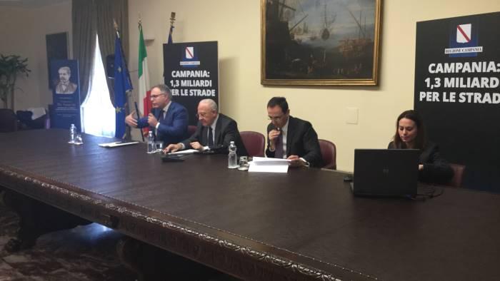 regione e anas convenzioni per oltre 19 milioni di euro
