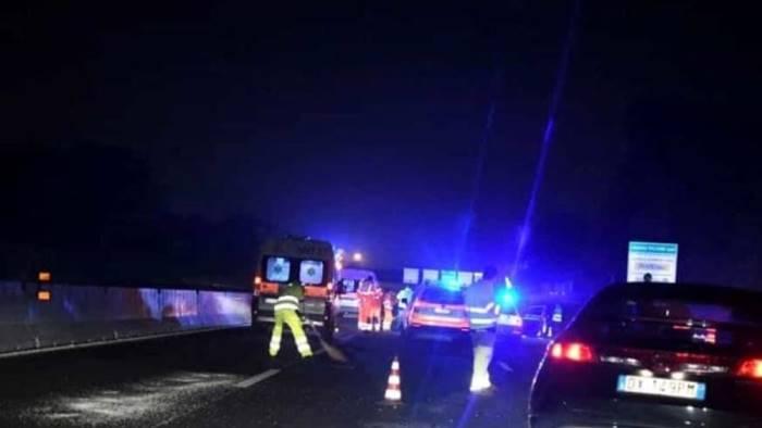 Ennesima tragedia questa mattina in Campania: travolto ed ucciso in autostrada